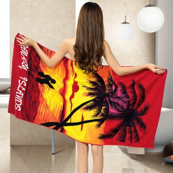 Плажна кърпа SUNRISE
