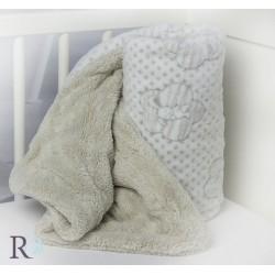Бебешко одеяло Шепра Mikaela Зайче