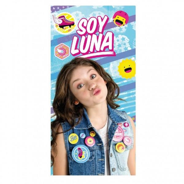 Плажна кърпа Soy Luna Funny