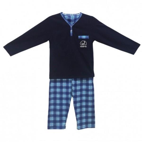 Детска пижама в синьо Карлито 122см 5-6 години