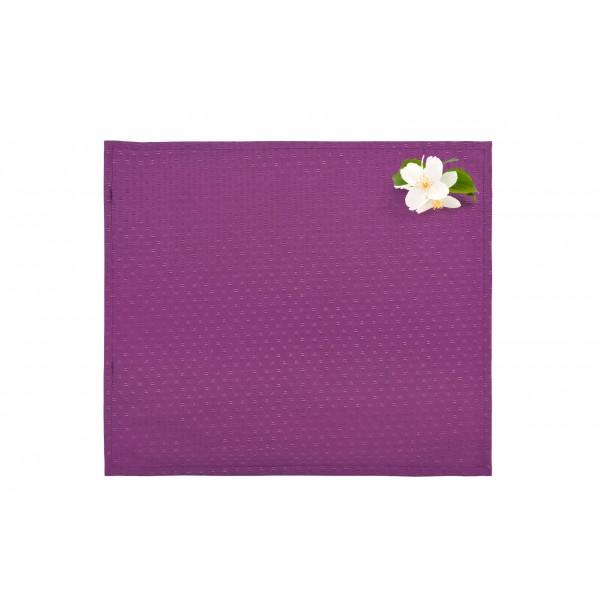 Подложка за хранене в лилаво