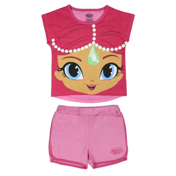 3D Детска пижама Искрица и Сияйница
