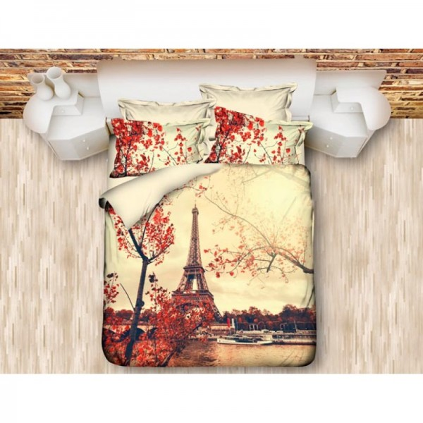 3D Спален комплект PARIS