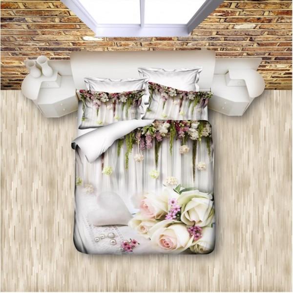 3D Спален комплект ROMANCE