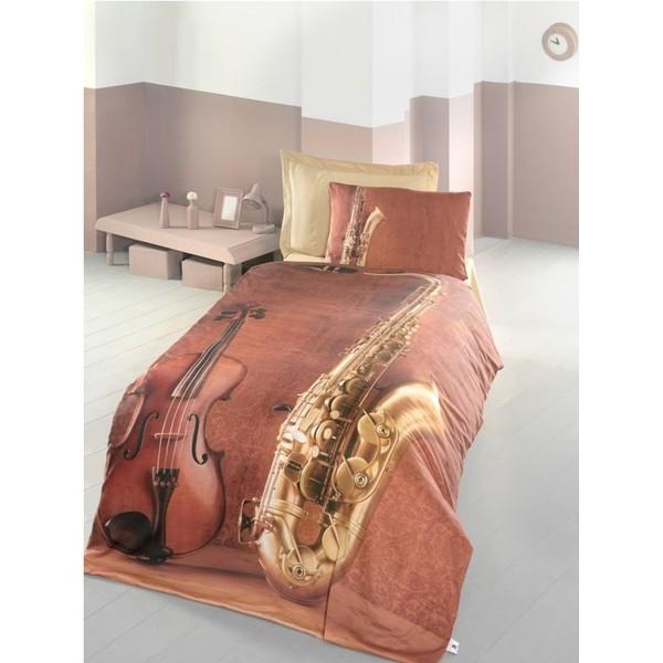 3D Спално бельо Симфония