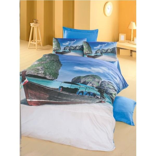 3D Спално бельо Остров
