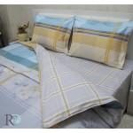 Памучен сатен спално бельо АФАЯ
