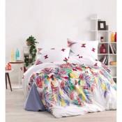 Спално бельо с олекотена завивка