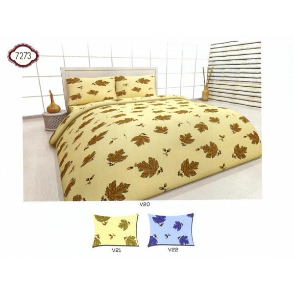 Спален комплект ЛИСТЕНЦА – Спално бельо 100% Памук